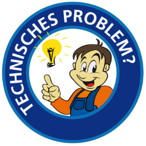 Technisches Problem